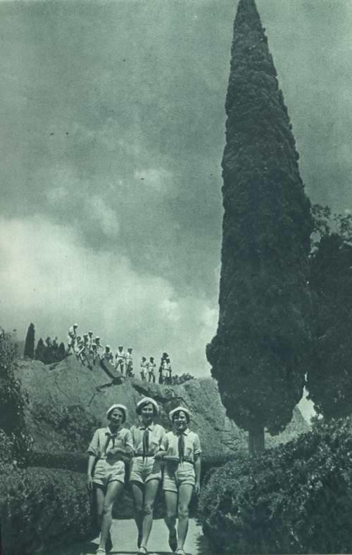 Книга Артек - 1940 г. height=789 height=610