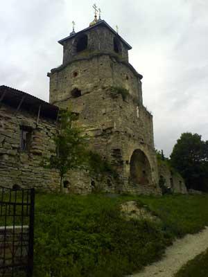 Сатанів, Монастир