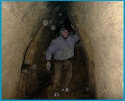 Прочитати про підземелля Городка